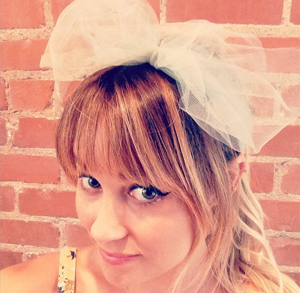 Guess What Lauren Conrad Just Did To Her Hair?