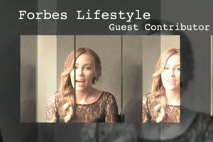 Lauren Conrad Hired as 'Forbes' Lifestyle Contributor