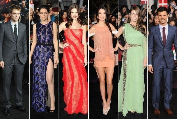 The Best & Worst Dressed at the 'Breaking Dawn' Premiere