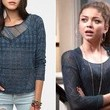Sarah Hyland's Open Knit Sweater on 'Modern Family'