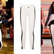 Jessica Sanchez's Racer Stripe Jeans on 'American Idol'