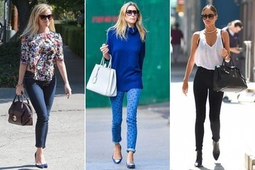 Skinny Jeans Galore: 1,200+ Celebrity Styles