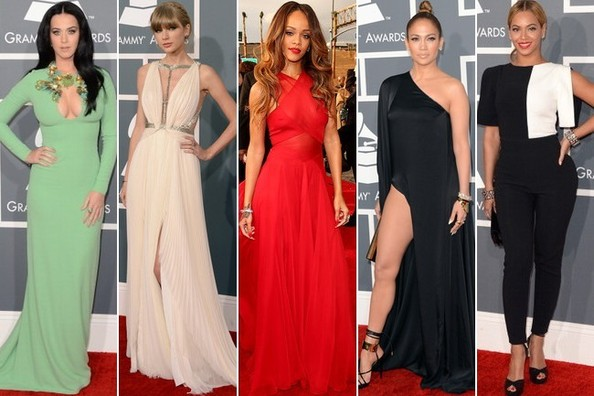 Best & Worst Dressed at the 2013 Grammys