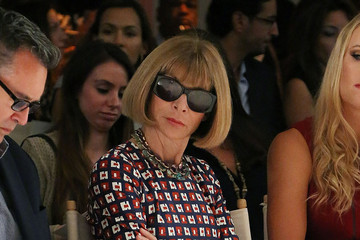 Get to Know Anna Wintour Behind Her Chanel Shades, Lindsay Ellingson's Bohemian Bridal Style and More