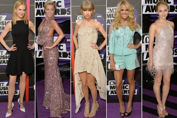 The Best Dressed at the CMT Music Awards 2013