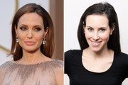 Get The Red Carpet Hair Look: Angelina Jolie