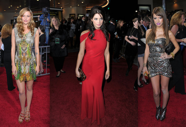 Best and Worst Dressed at the Los Angeles 'New Moon' Premiere