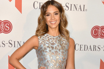 Jessica Alba's Mother's Day Look