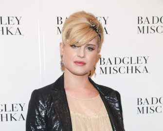 Kelly Osbourne Has Her Eye on a Badgley Mischka Oscars Gown