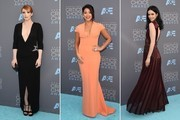Best Dressed at the 21st Critics Choice Awards