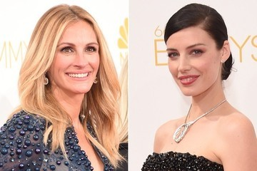 Top Hair Trends from the 2014 Emmys: Beachy Waves and Sleek Buns