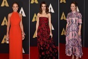 Best Dressed at the 7th Annual Governors Awards