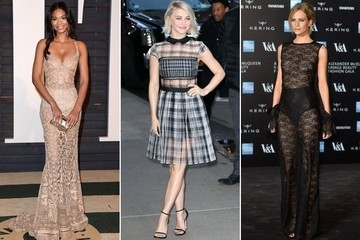 Who Has the Most Stunning Sheer Style?