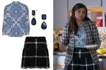 Shop Key Pieces Seen Last Night on 'The Mindy Project'