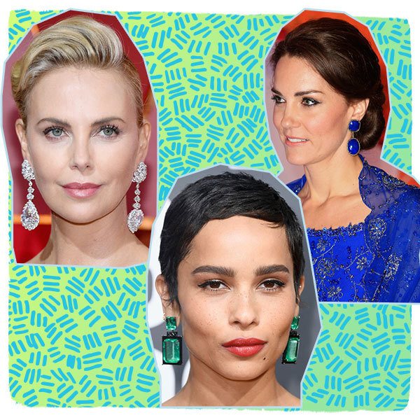 The Prettiest Celebrity Statement Earrings