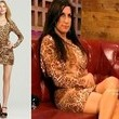 Jacqueline Laurita's Leopard Print Dress on 'The Real Housewives of New Jersey'