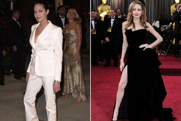 Fashion Flashback: Angelina Jolie