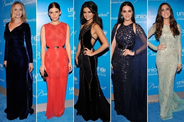 Best & Worst Dressed - Unicef Snowflake Ball 2012