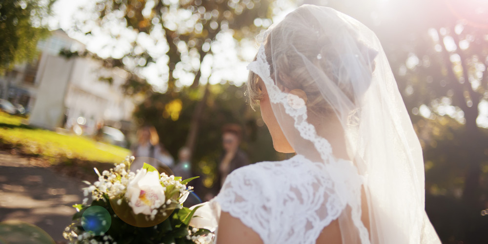 I didnt wear makeup for my wedding heres why tying the knot when junglespirit Image collections