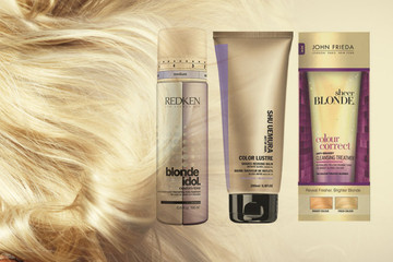 Now Trending: Hair Products Specifically for Color-Treated Blondes