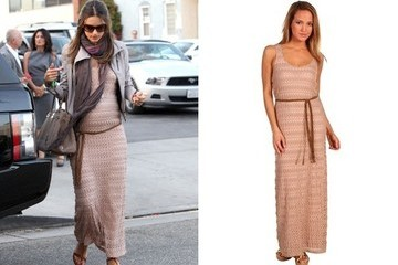 Steal Her Style: Alessandra Ambrosio's Sanctuary Dress