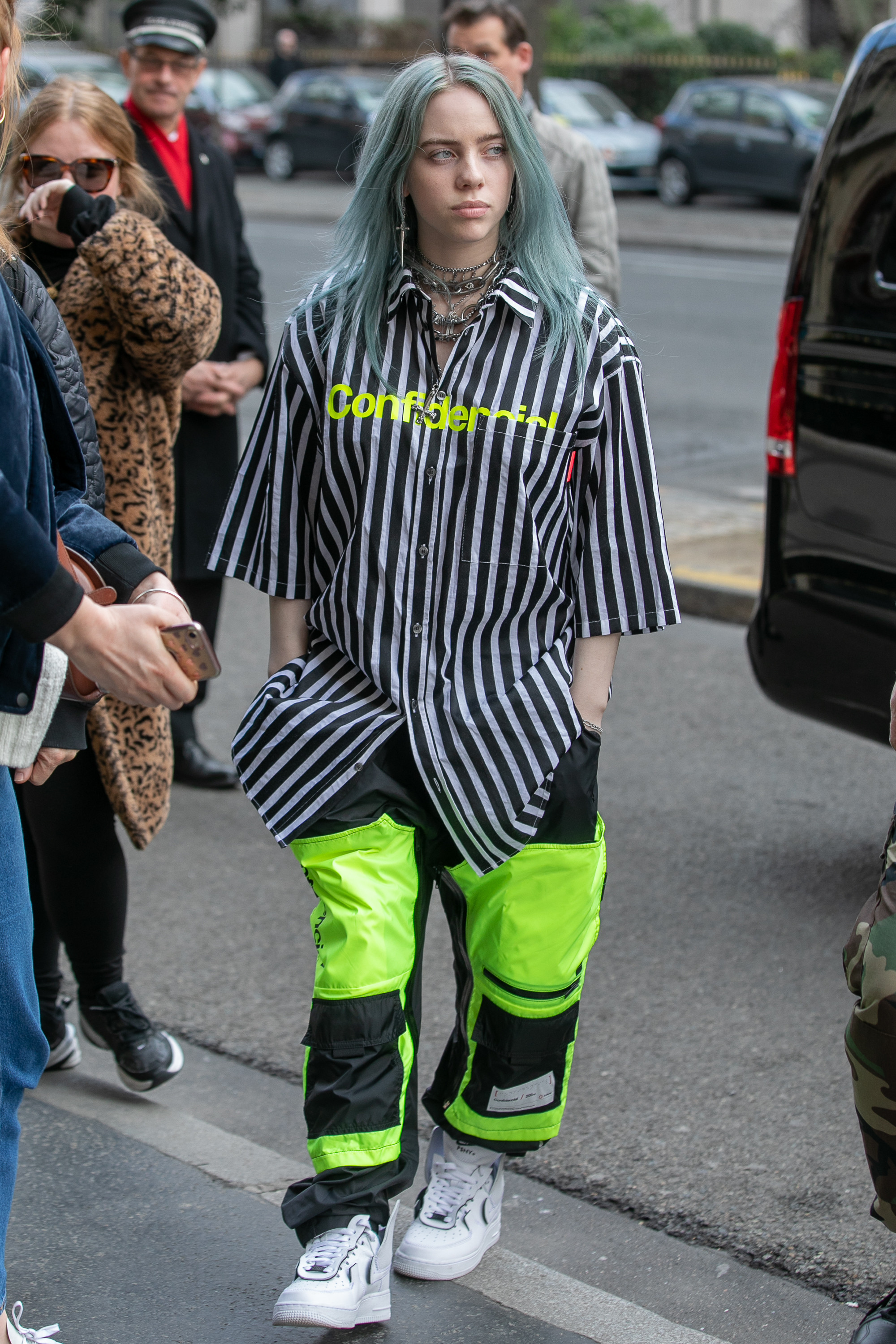 The Style Evolution Of Billie Eilish , StyleBistro