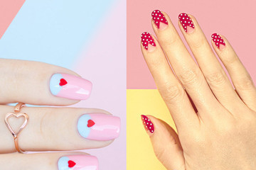 The Best Valentine's Day Nail Art