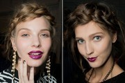 Best Spring 2014 Runway Hairstyles