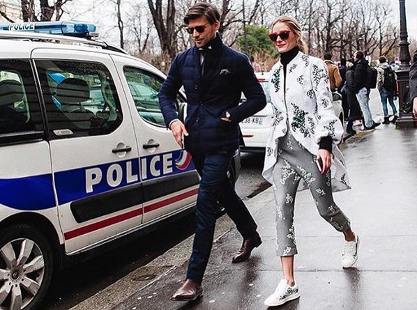 Olivia Palermo's Most Stylish Instagram Moments