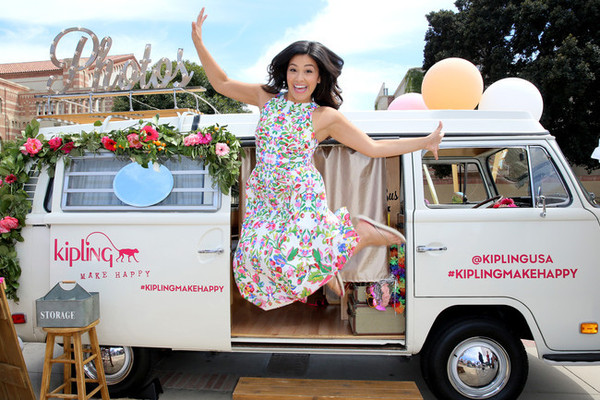 Find Out Why Gina Rodriguez is Smiling