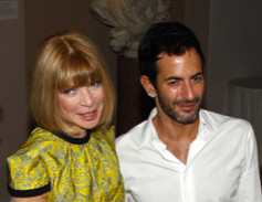 Marc Jacobs Never Says No to Anna Wintour