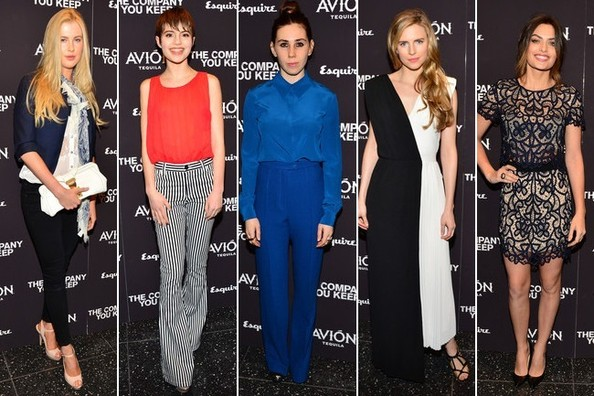 Best & Worst Dressed at 'The Company You Keep' Premiere