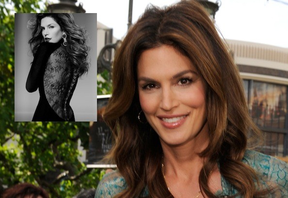 Cindy Crawford Revisits Most Iconic Shots for 'Futureclaw' Magazine