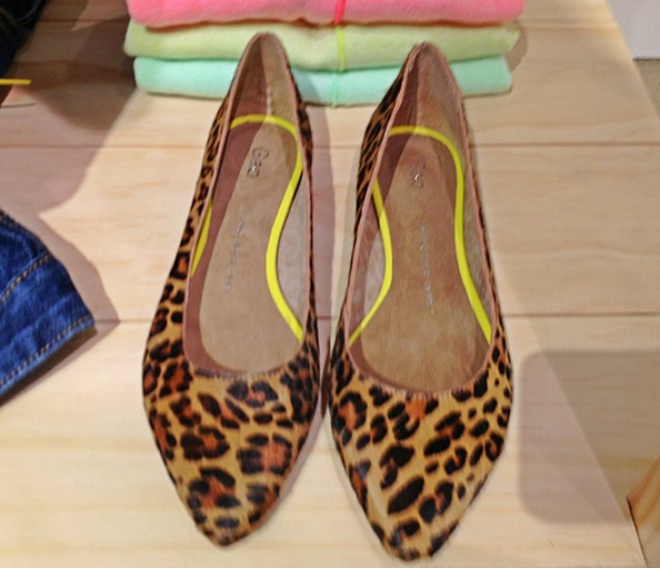 5 Super-Cute Animal-Print Shoes We Spotted at Gap's Spring '13 Preview