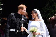 Details About Meghan Markle's Wedding Dress You Never Noticed