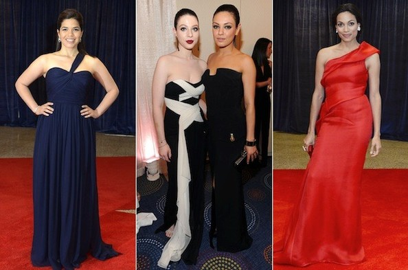 Best and Worst Dressed 2011 White House Correspondents' Dinner