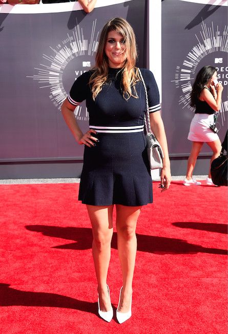 Molly Tarlov Best Amp Worst Dressed At The Mtv Vmas 2014