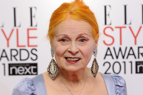 Vivienne Westwood Disses Kate Middleton's Style