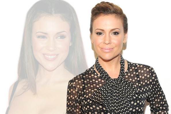 Alyssa Milano's Looks Through the Years