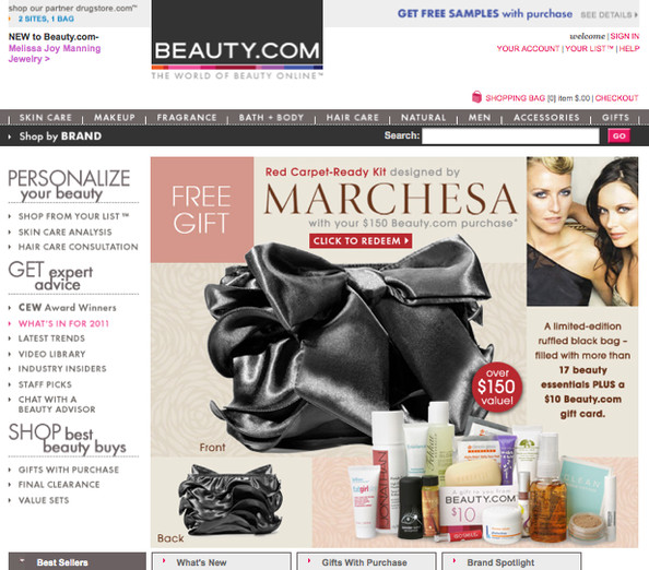 Best Beauty Websites: The Top 5