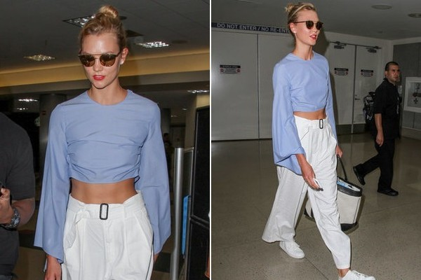 Look of the Day: August 18th, Karlie Kloss