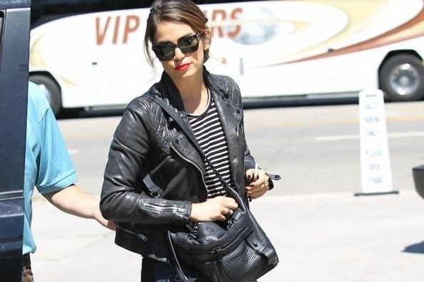 Nikki Reed's Classicly Chic Look