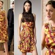 Leighton Meester's Floral Print Dress on 'Gossip Girl