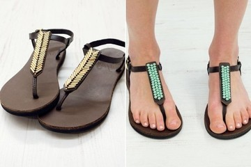 Current Obsession: Sseko T-Strap Sandals
