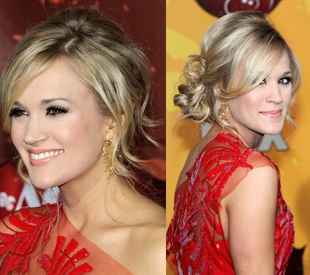 Picture - Carrie Underwood's Makeup Look