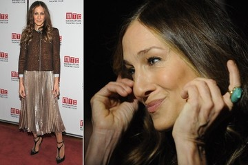 Sarah Jessica Parker's Take on Critics Talking About Her Hands (Plus, How to Keep Yours Looking Young)