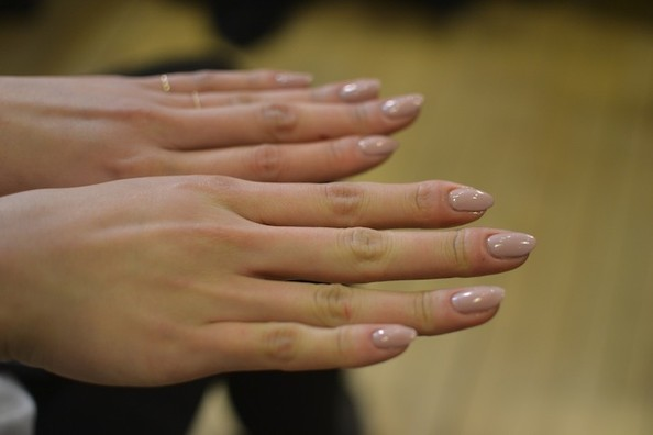Chloe Sevigny, Fall 2013 Nails
