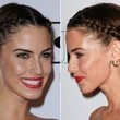 Jessica Lowndes' Beautiful Braids