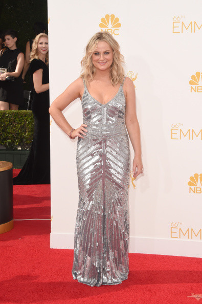 Amy Poehler in Theia, 2014