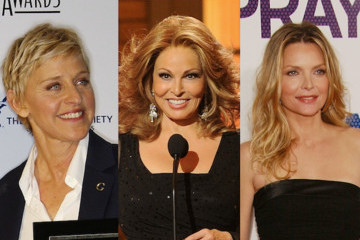 Introducing the 50 Most Beautiful Women over 50